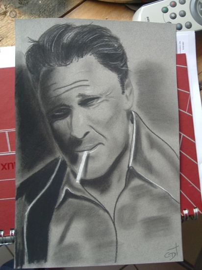 Michael Madsen by kiss